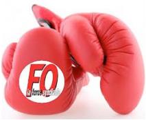 FO Gant de boxe